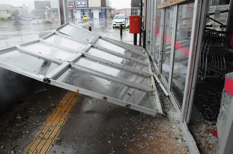 &nbspFuerte tifón 18 requiere atención y prevención el fin de semana