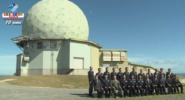 &nbspNuevo radar será instalado al norte de Japón para detectar misiles de Corea del Norte
