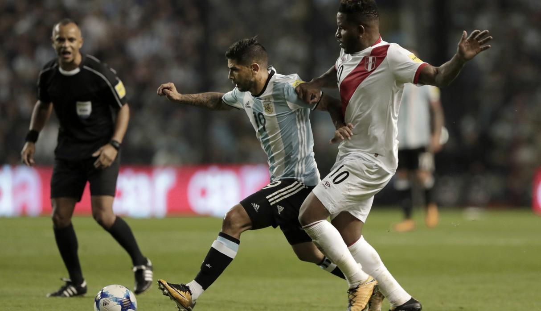 &nbspPerú empató 0 - 0 con Argentina