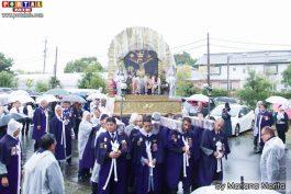&nbspCelebración al Señor de los Milagros de Hamamatsu