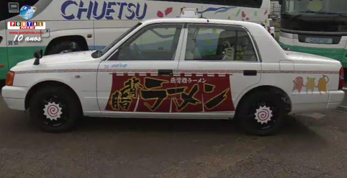 &nbsp'Lamen Taxi': paseo con presentaciones de restaurantes