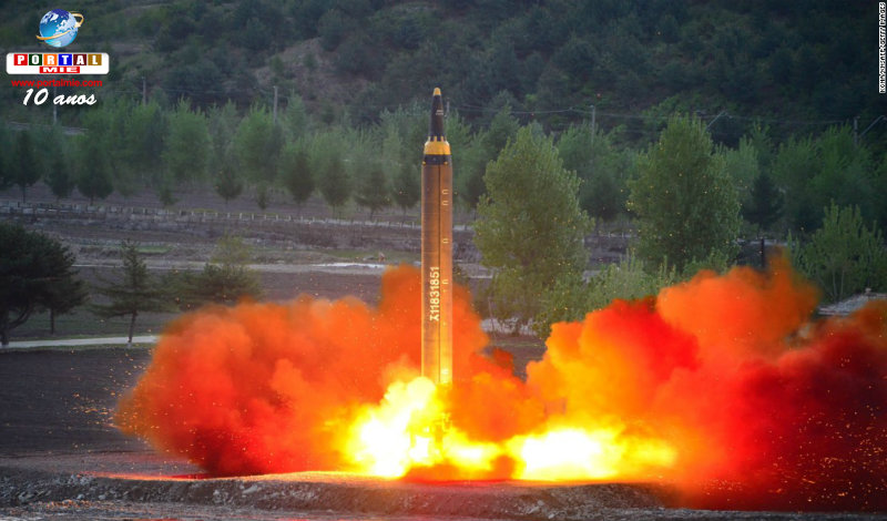 &nbspCorea del Norte se prepara para lanzamiento de misil de largo alcance