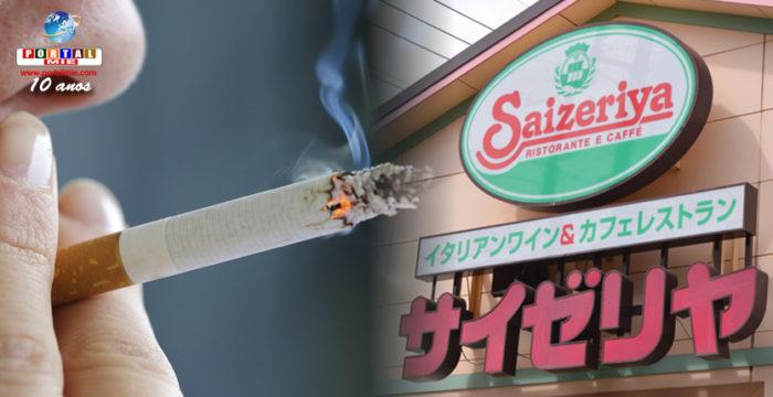 &nbspSaizeriya pretende prohibir fumar en todos los establecimientos