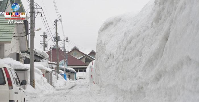 Agencia Meteorológica alerta fuerte ventarrón en algunas áreas de Japón