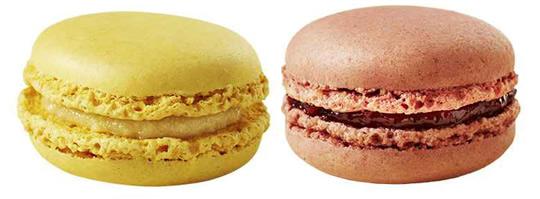&nbspProducción limitada de macarons de la red McDonald's Japan