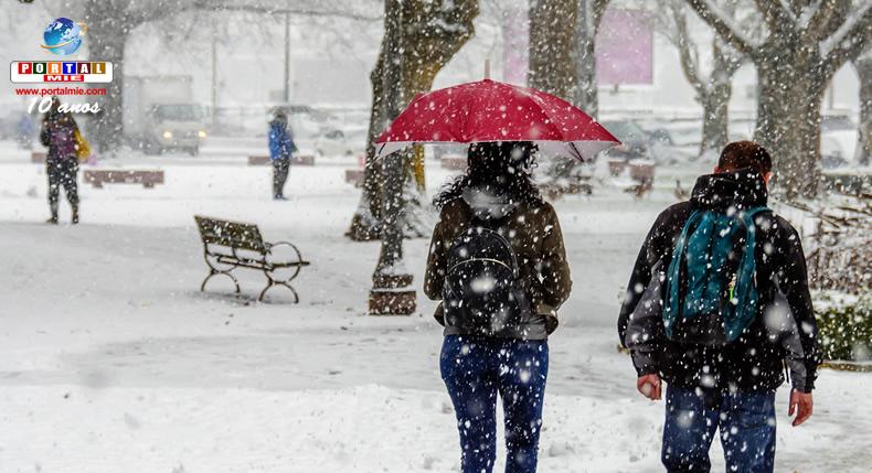 &nbspRegión Kanto tendrá un Año Nuevo con nieve y lluvia