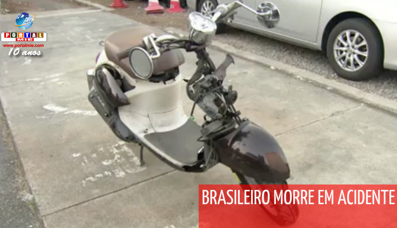 &nbspEstudiante brasileño murió en accidente en Aichi