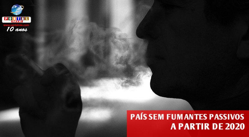 &nbspProyecto de ley del gobierno quiere dar fin  al  tabaquismo pasivo