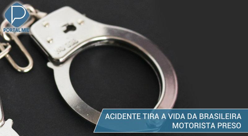 &nbspEstudiante brasileña muere después de ser atropellada