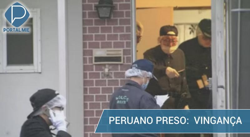 &nbspPeruano agresor es preso