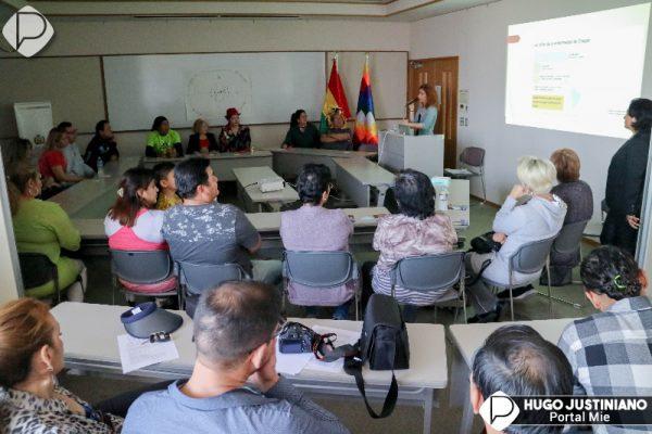 &nbspActividad Comunitaria sobre el Chagas en Mie