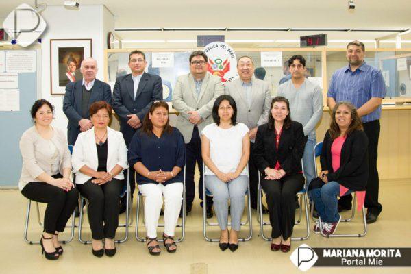 2da Reunión de Diálogo y Concertación en Nagoya