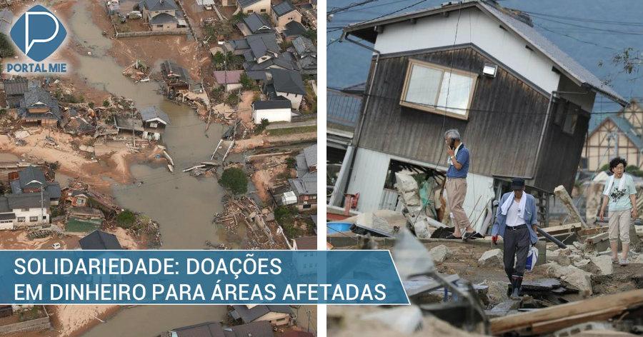 &nbspDonaciones para la reconstrucción por la tragedia de las lluvias