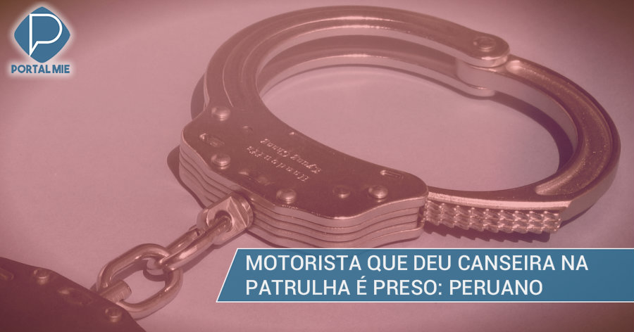 Conductor que huyó de la patrulla en Mie es preso: peruano