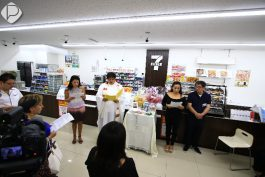 &nbspCeremonia de Inauguración en Tsu