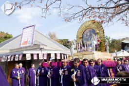 Celebración al Señor de los Milagros de Hamamatsu