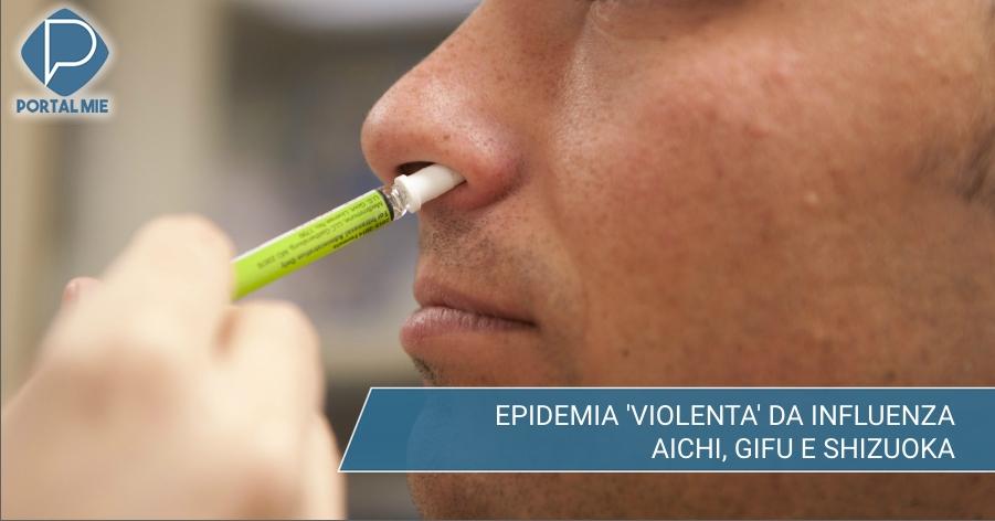 &nbspEpidemia de la influenza: 1,63 millón de pacientes en 1 semana