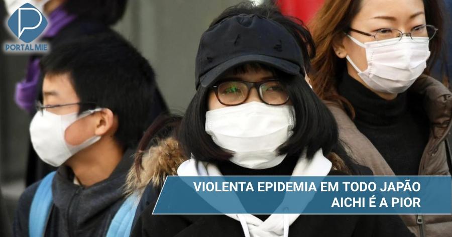 Influenza: epidemia violenta y preocupante