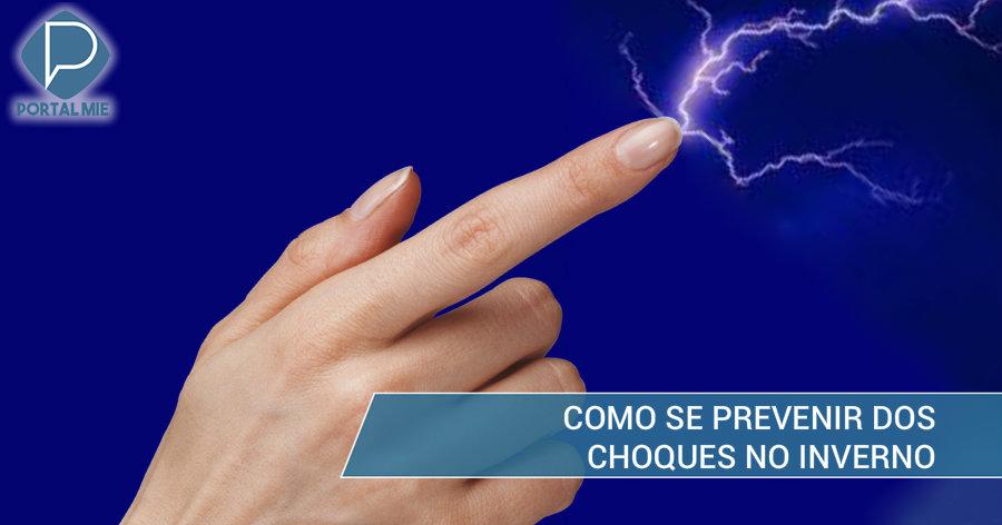 &nbsp4 consejos simples para evitar descargas electrostáticas en el invierno