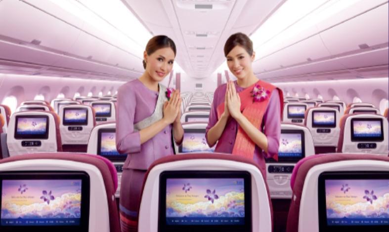 Vuelos de ida y vuelta a Tailandia y otros países a partir de ¥37 mil
