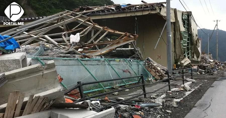 &nbspOcho años del Gran Terremoto del Este de Japón