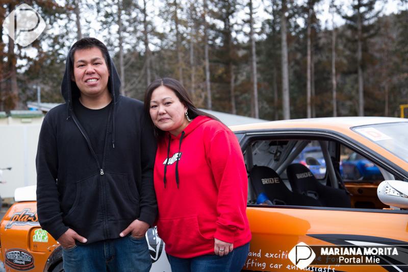 Harry Yosa destacado piloto peruano de Drift