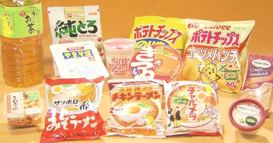 &nbspJunio: aumento de los precios de los productos alimenticios