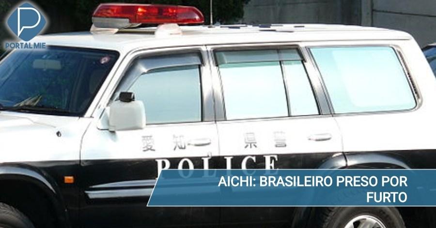 &nbspBrasileño es preso por robo, en Aichi