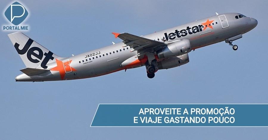 ¿Quiere viajar barato? Promoción de Jetstar a partir de ¥1.990