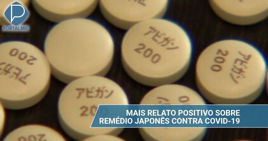 &nbspUso del remedio japonés recuperó 70% de los pacientes infectados con Covid-19 en 7 días