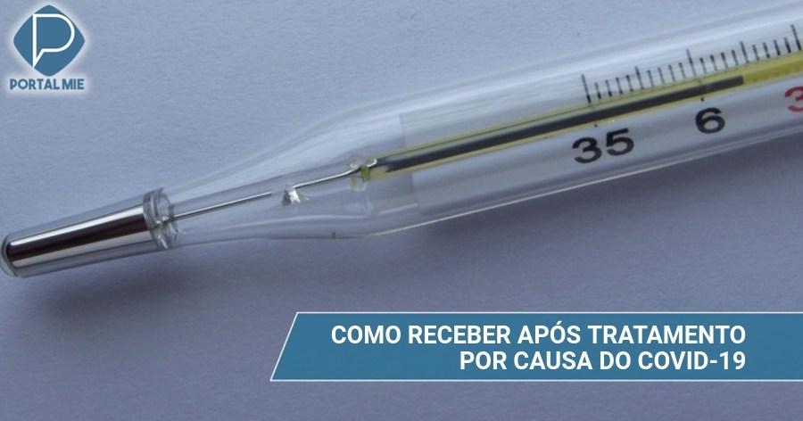 &nbspComo proceder para recibir parte del salario en caso de infección por coronavirus