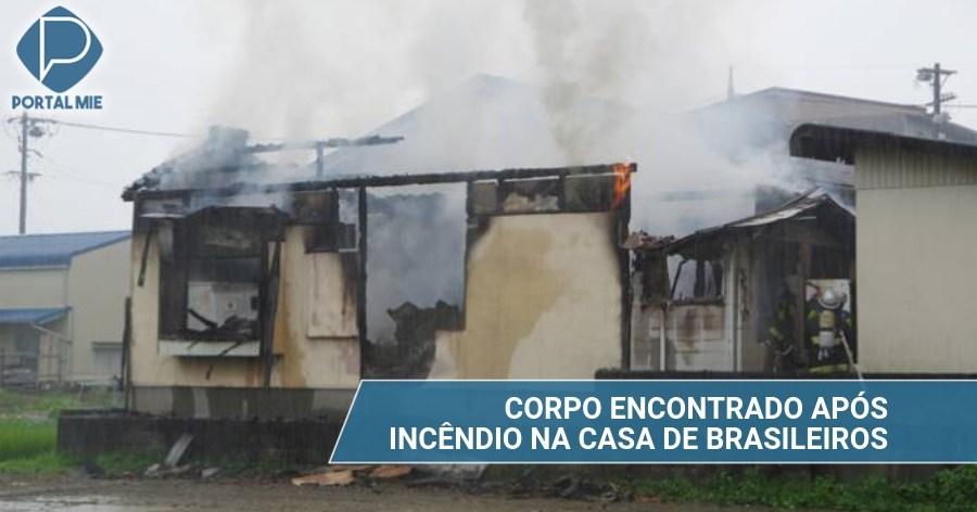 &nbspBrasileño fue víctima fatal del incendio en Mie