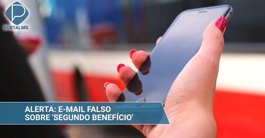 """&nbspNueva estafa: cuidado con el email """"segundo beneficio"""""""