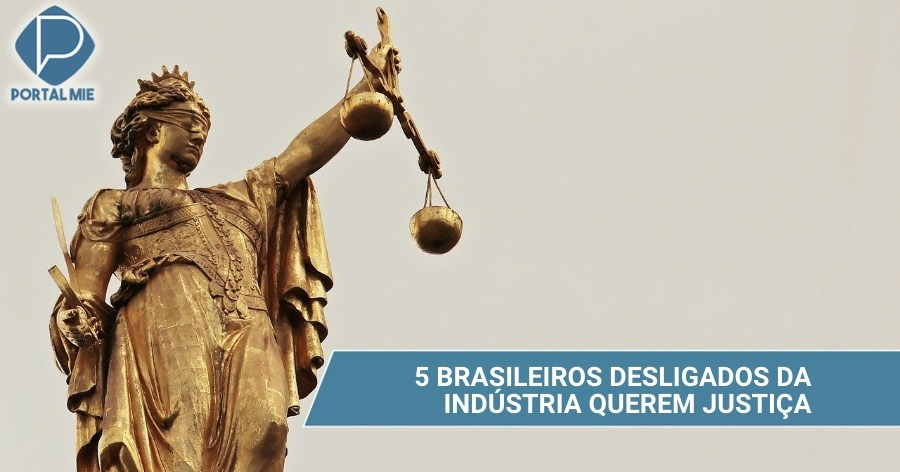 &nbspTrabajadores brasileños despedidos por 'corona' recurren al tribunal