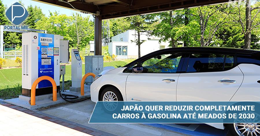 &nbspGobierno quiere 'abandonar' carros a gasolina a partir del 2030