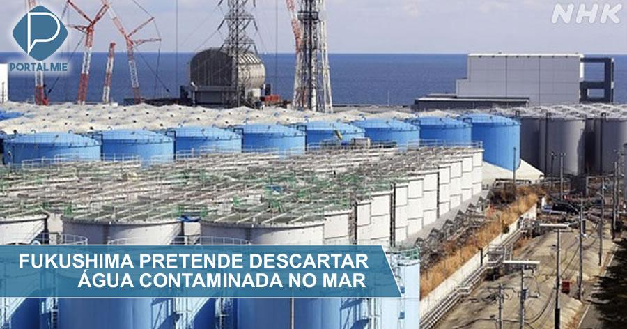 &nbspFukushima planea desechar agua contaminada en el océano