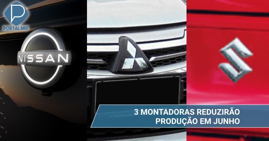 &nbspFalta de semiconductores afecta a Nissan, Mitsubishi y Suzuki, con reducción de la producción