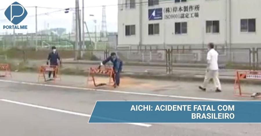 &nbspBrasileño muere en accidente, en Aichi