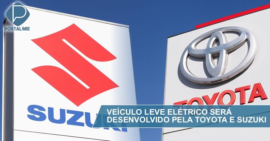 &nbspToyota y Suzuki van a desarrollar kei eléctrico para el mercado japonés